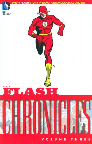 Flash # 3 TPB softcover (souple)
