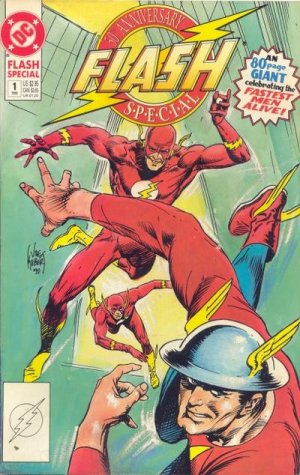 Flash - 50th Anniversary Special édition Issues