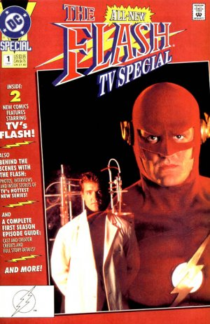 The Flash - TV Special édition Issues