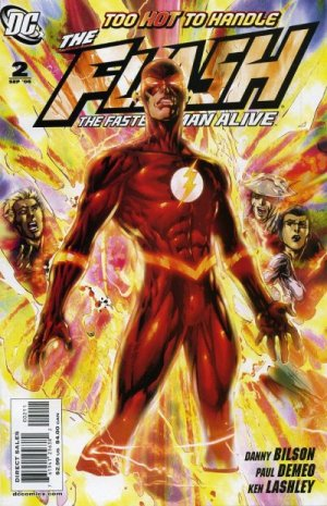 The Flash - The Fastest Man Alive 2