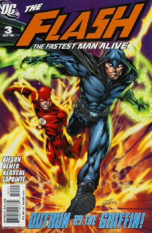 The Flash - The Fastest Man Alive 3