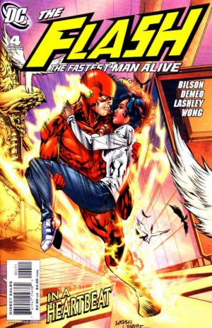 The Flash - The Fastest Man Alive 4