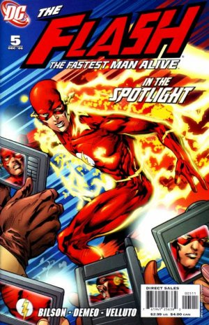 The Flash - The Fastest Man Alive 5