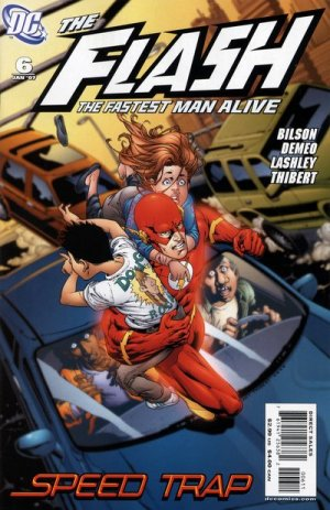 The Flash - The Fastest Man Alive 6