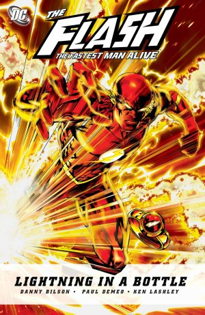 The Flash - The Fastest Man Alive édition TPB softcover (souple)