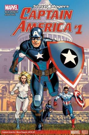 Captain America - Steve Rogers T.1
