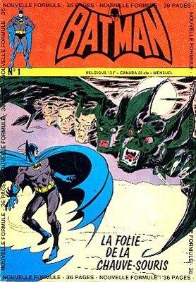 Batman édition Kiosque (1972 - 1980)