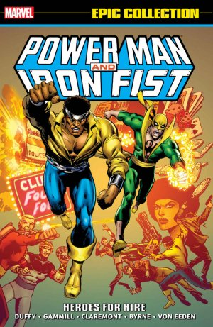 Power Man # 1 TPB Softcover (2015)