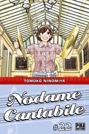couverture, jaquette Nodame Cantabile 22  (Pika) Manga