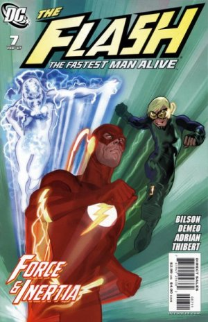 The Flash - The Fastest Man Alive 7
