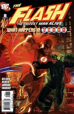 The Flash - The Fastest Man Alive 8
