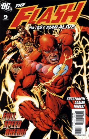 The Flash - The Fastest Man Alive 9