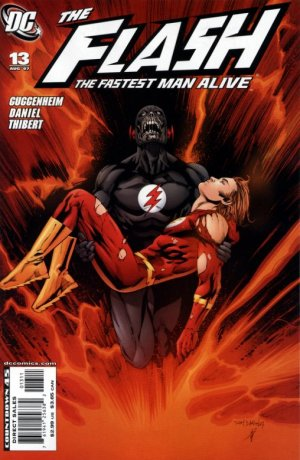 The Flash - The Fastest Man Alive 13