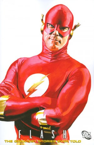 Flash # 1 TPB softcover (souple)