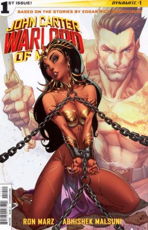 John Carter - Warlord of Mars édition Issues V2 (2014 - 2015)