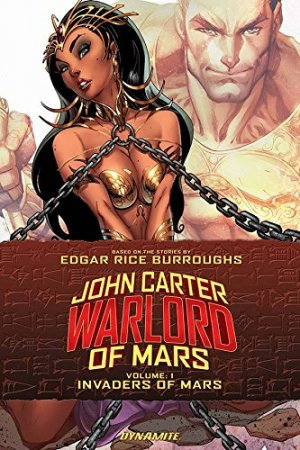 John Carter - Warlord of Mars édition TPB softcover (souple) - Issues V2