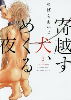 couverture, jaquette A stray dog in the night 2  (Shodensha) Manga