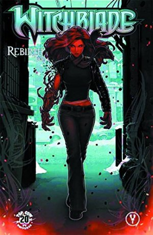 Witchblade Rebirth édition TPB softcover (souple)