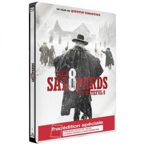 Les Huit salopards édition Edition Fnac Steelbook