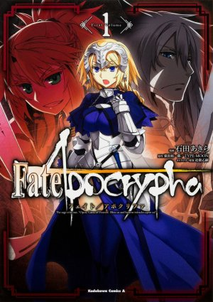Fate/Apocrypha édition Simple