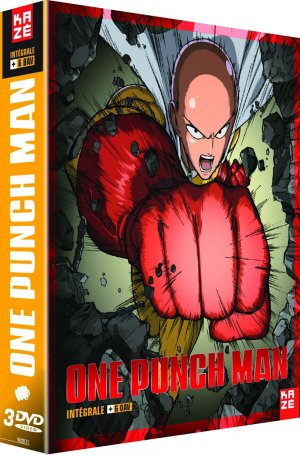 One-Punch Man édition DVD COLLECTOR