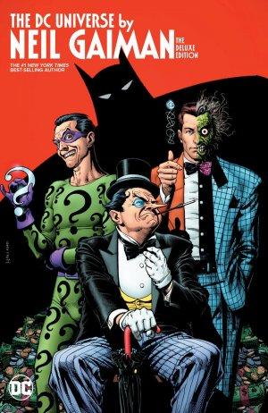 DC Universe By Neil Gaiman édition TPB hardcover (cartonnée)