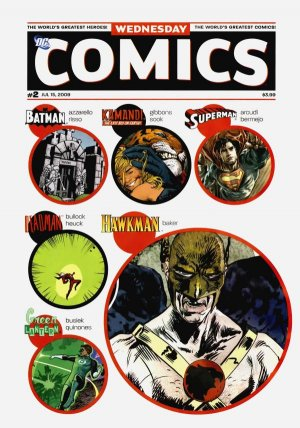 Wednesday comics # 2 Issues (2009)