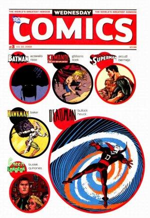 Wednesday comics # 3 Issues (2009)