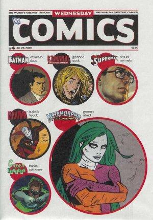 Wednesday comics # 4 Issues (2009)