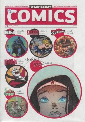 Wednesday comics # 5 Issues (2009)