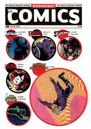 Wednesday comics # 6 Issues (2009)