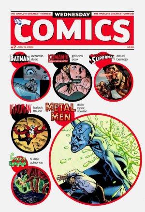 Wednesday comics # 7 Issues (2009)