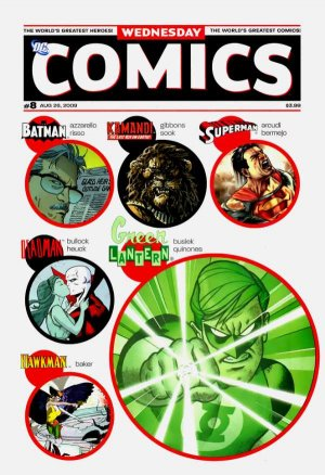 Wednesday comics # 8 Issues (2009)