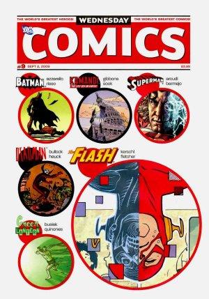 Wednesday comics # 9 Issues (2009)