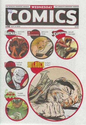Wednesday comics # 10 Issues (2009)
