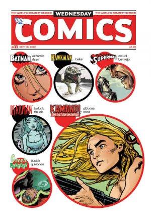Wednesday comics # 11 Issues (2009)