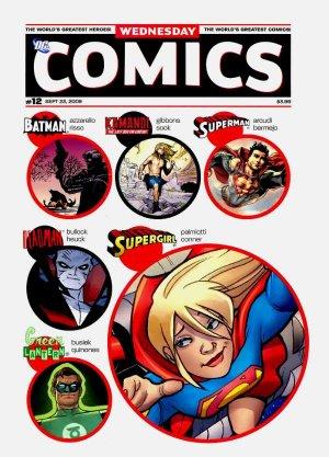 Wednesday comics # 12 Issues (2009)