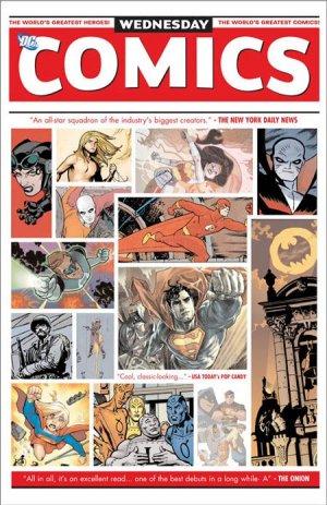 Wednesday comics édition TPB hardcover (cartonnée) (2010)
