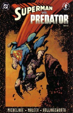 Superman Vs. Predator édition Issues (2000)