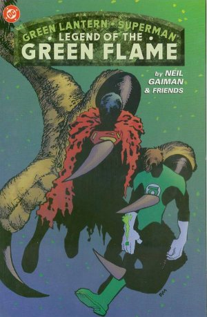 Green Lantern / Superman - Legend of the Green Flame # 1 Issues (2000)