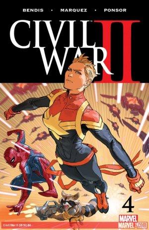 Civil War 2 # 4 Issues (2016)