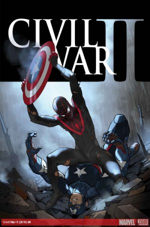 Civil War 2 # 6 Issues (2016)