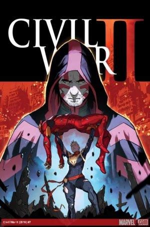 Civil War 2 # 7 Issues (2016)