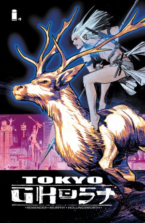 Tokyo Ghost # 9 Issues V1 (2015 - 2016)