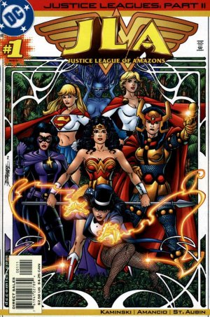 Justice Leagues - Justice League of Amazons édition Issues