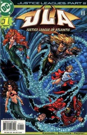 Justice Leagues - Justice League of Atlantis édition Issues