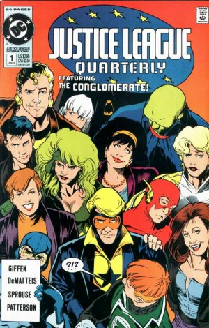 Justice League Quarterly édition Issues (1990 - 1994)
