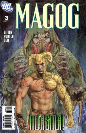 Magog # 3 Issues (2009 - 2010)