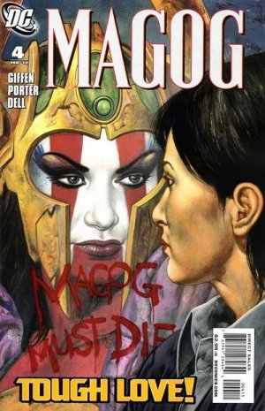 Magog # 4 Issues (2009 - 2010)