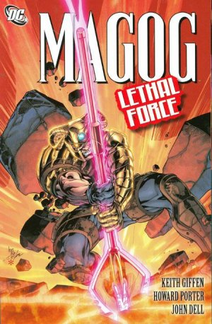 Magog édition TPB softcover (souple)